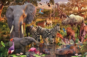 17037_African_Animals-jigsaw-puzzle-w