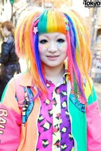 Colorfull-Harajuku-Hairstyle