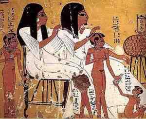 Egyptian-Familys-clothes