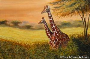 Wycliff-Ndwiga-Giraffes-Watching