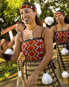 young-Maoir-women-in-traditional-dress-New-Zealand